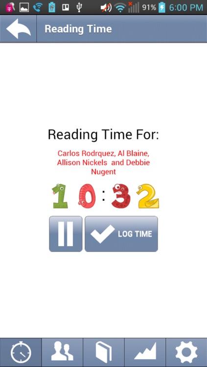 Reading Tracker screenshot-3