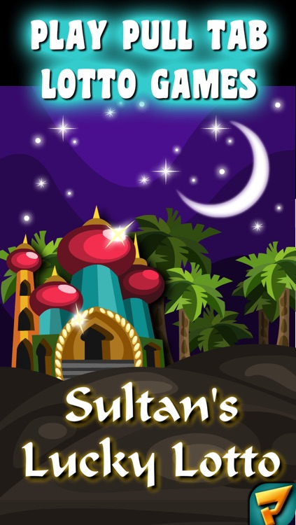 Sultan's Lucky Lotto Free