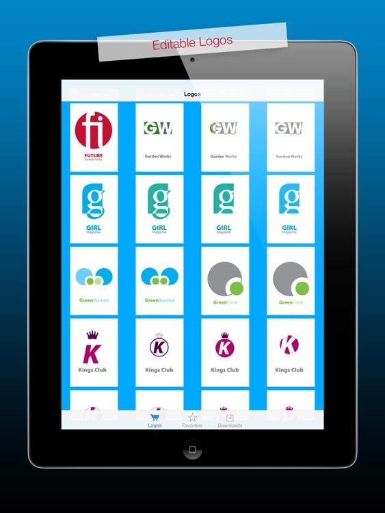 Logos HD for Adobe Illustrator® - Editable Royalty-Free Templates