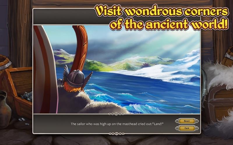 Viking Saga: New World (Freemium) screenshot 2