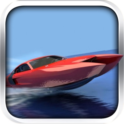 An Ocean Battle Race-Hardcore Speed Boat Racing icon