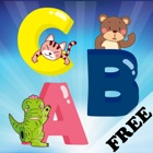 Alphabet Toddler Preschool FREE - All in 1 Educational Puzzle Games for Kids icon