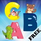 Criança alfabeto pré-escolar LIVRE - Tudo em um quebra-cabeça Jogos Educativos para Crianças icon