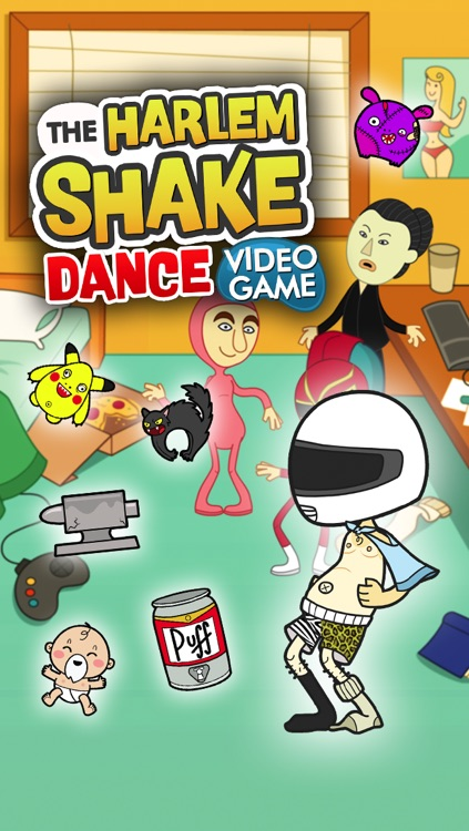 The Harlem Shake Dance Video Game Top - by Best Free Games for Fun