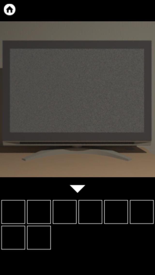 脱出ゲーム 霊のいる部屋のスクリーンショット2