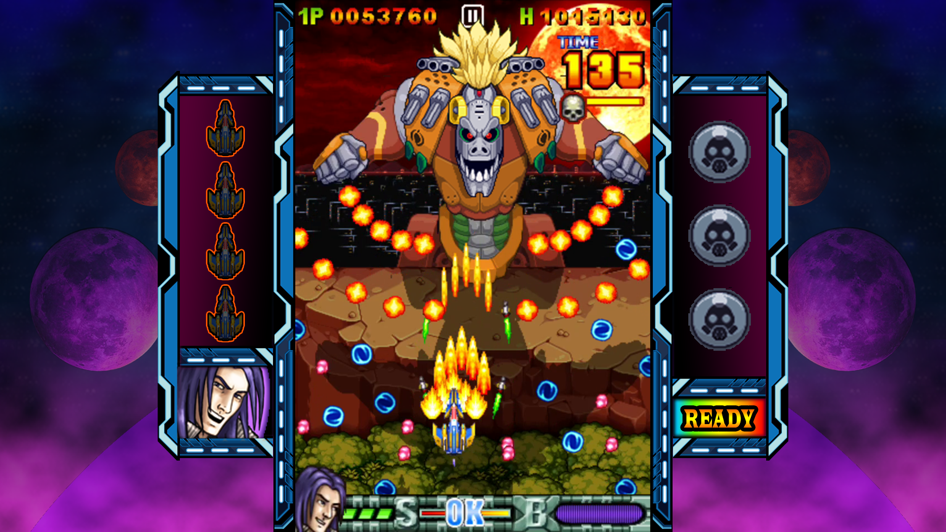 Operation Dracula X screenshot 1