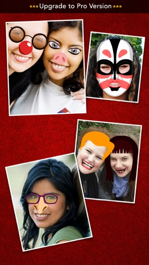 FunnyFaces - Create Funny Effects & Share on the AppStore