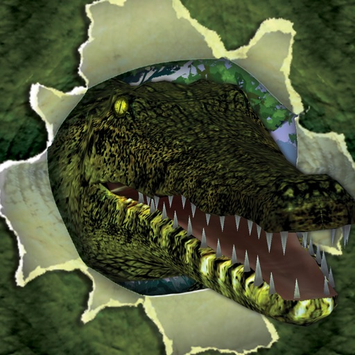 Virtual Pet Crocodile