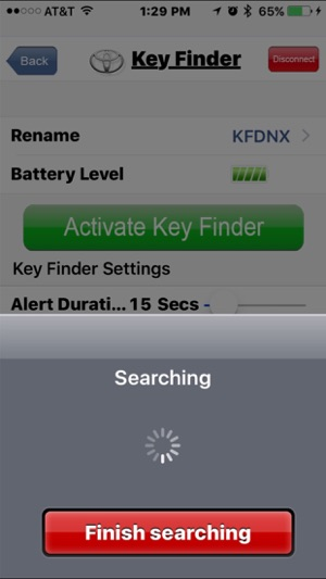 Toyota Key Finder on the App Store