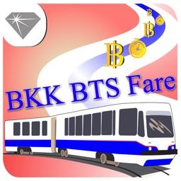 BKK BTS Fare