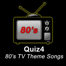 Quiz4 80s TV Theme Songs