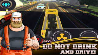 Drunk Trucker Joe 3D Truck Driving Race