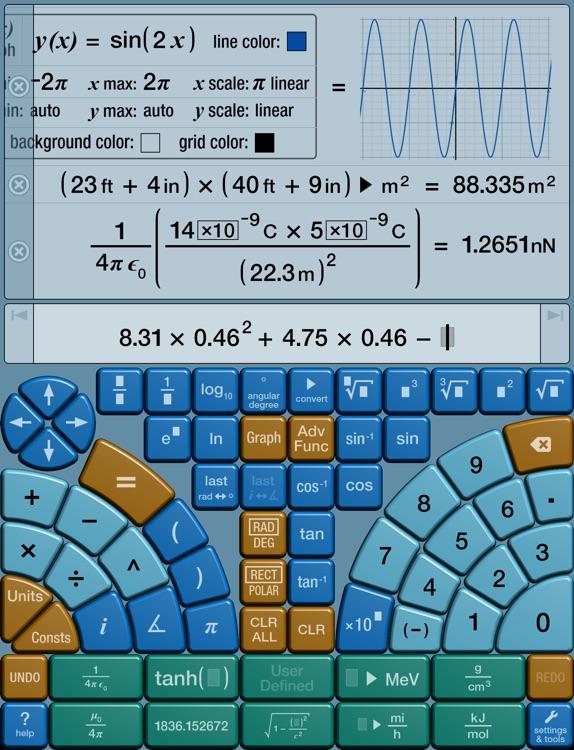 Numerari - Scientific Calculator