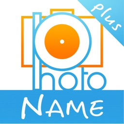 PhotoName plus : Add texts and captions to your pictures.