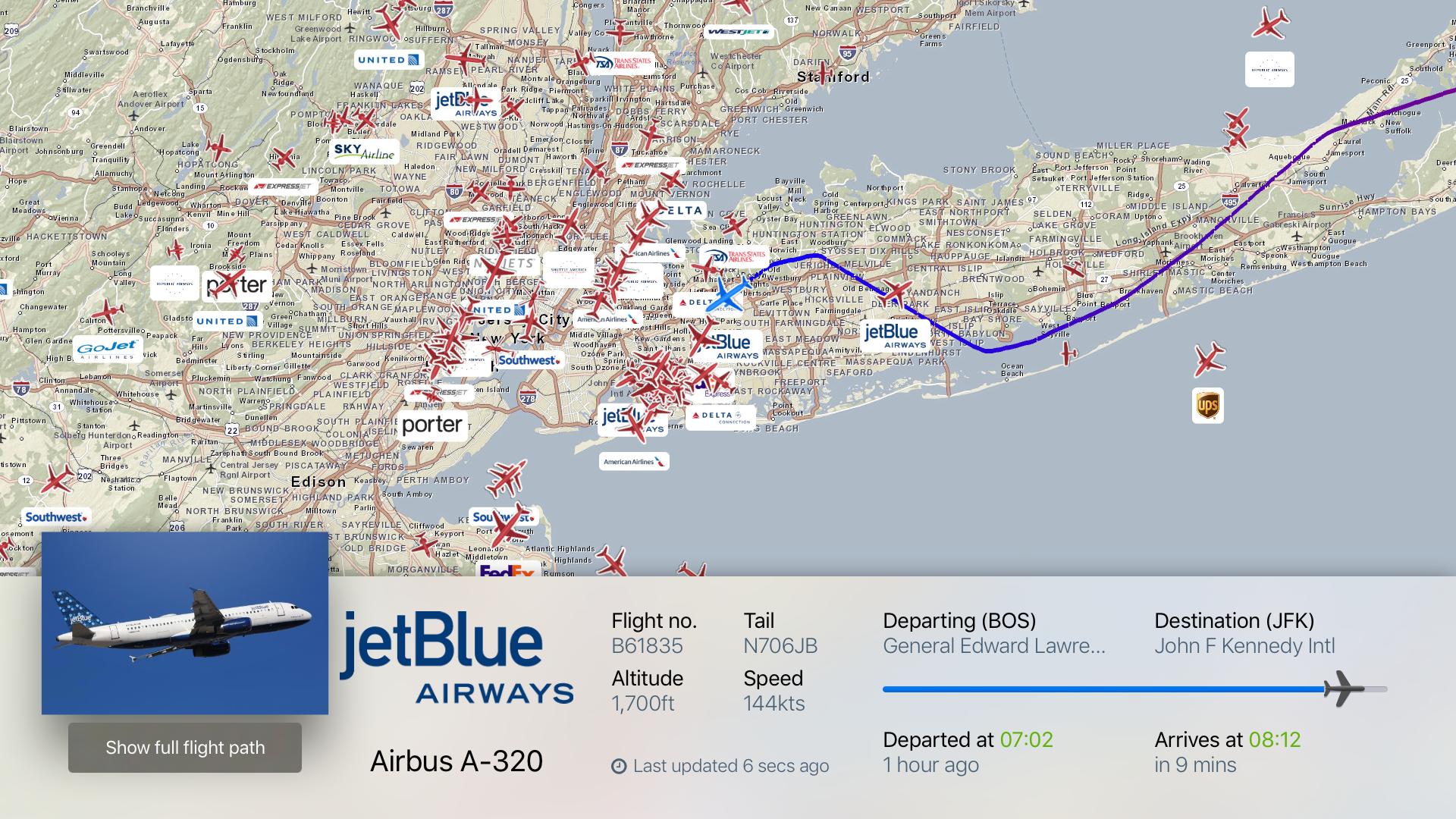Plane Finder - Flight Tracker screenshot 17