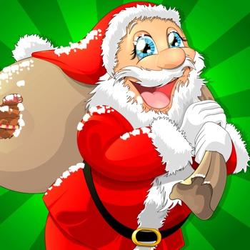 Gambling Santa - Lucky Santa In Vegas