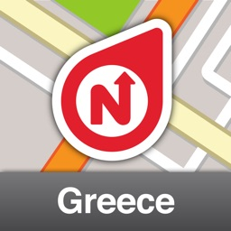 NLife Greece Premium - Offline GPS Navigation & Maps