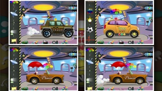 Car Garage Fun-3