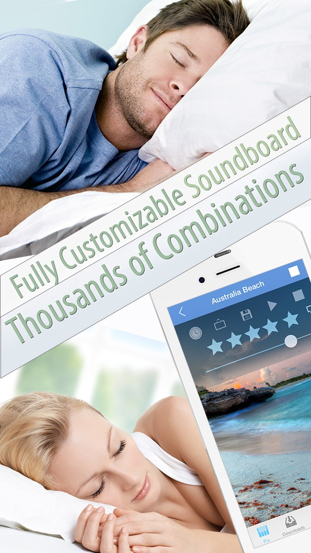 Sleep Sounds And Spa Music For Insomnia Relief review screenshots