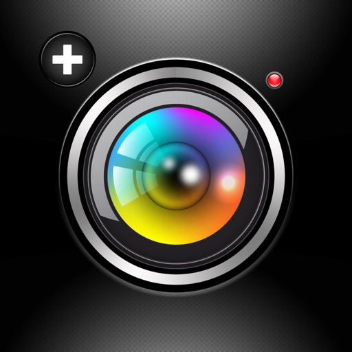 Camera+ Free with Colors effect filters