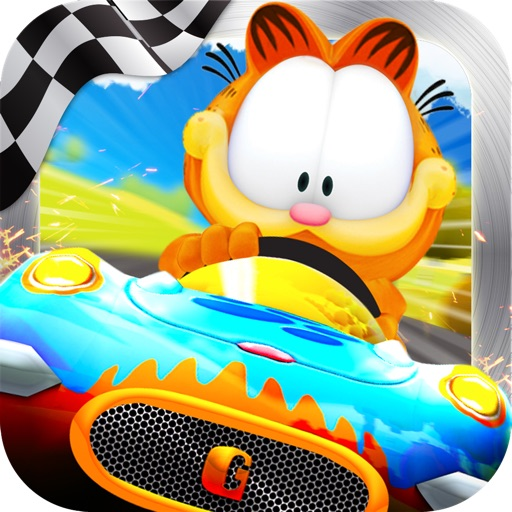 Garfield Kart Review