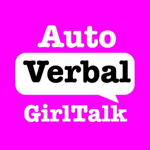 Autism Talking Soundboard: GirlTalk by AutoVerbal