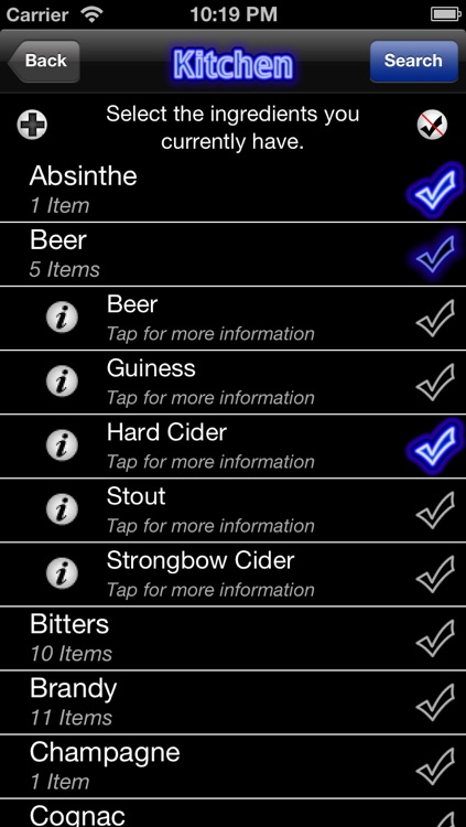 Mr Bartender - Mixed Drink, Bartending & Cocktail Recipes screenshot-4