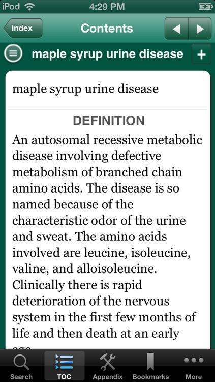 Taber's Cyclopedic Medical Dictionary, 22nd Ed. screenshot-3