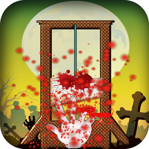 Zombie Finger Smash - A Scary Bloody Slicing Mania