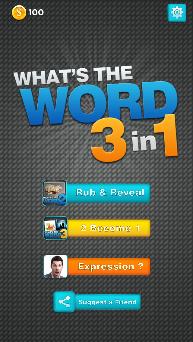 What's the Word 3 in 1 - What's the Pic , Pic Combo and Guess the