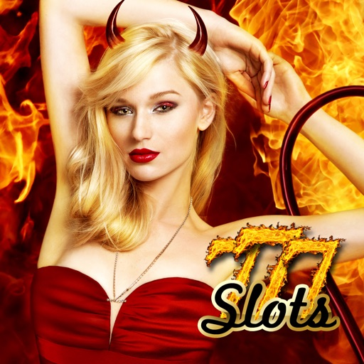 Arcane Lucky Devil Slots - Lady Luck VIP Crazy Hot Jackpot Casino Slot Machine Game Pro icon