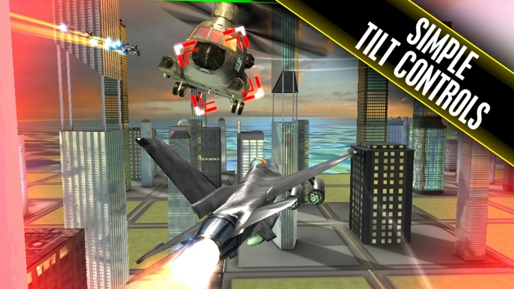 Benjamin Jet Fighters HD