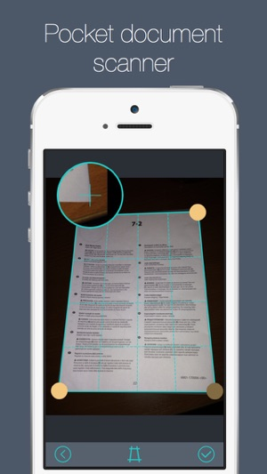 Scanio - Document scanner with Text Recognition Screenshot