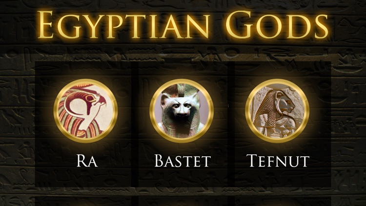 Egyptian Gods: The Mythology of Egypt screenshot-0