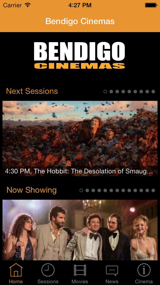 点击获取Bendigo Cinemas