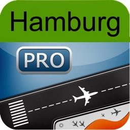 Hamburg Flight Info + Flight Tracker HD