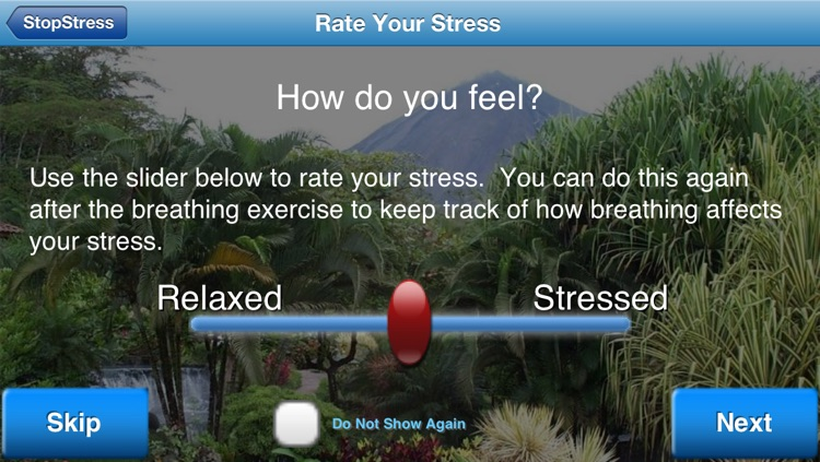 !STOP Stress - ultimate portable stress and health management tool. screenshot-3