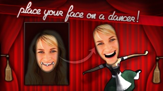 Dance Booth – My singing & dancing tour Screenshot on iOS