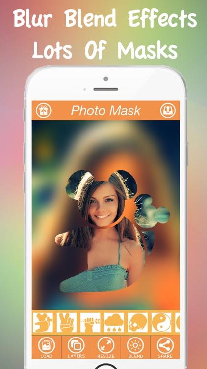 Photo Mask Pro - Mask Layer Effects On Camera Photos