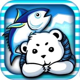 北极历险记:创意益智拼图游戏!
