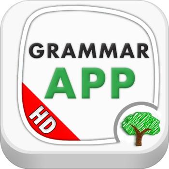Grammar App HD by Tap To Learn