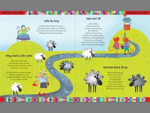 Big Book Of Nursery Rhymes Enhanced Edition By Kali Stileman On