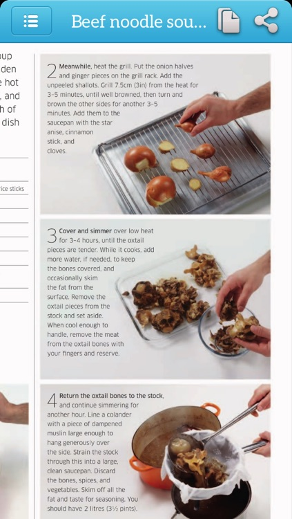 Cooking Recipes - Step by Step Cookbook screenshot-3
