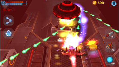 Space Pursuit screenshot four