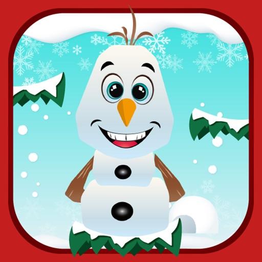 Snowman Fly !