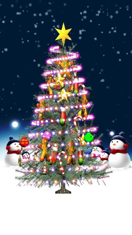 Christmas Tree 3D. screenshot-3