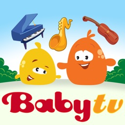 Musical Games & Rhymes – by BabyTV