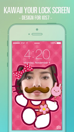 Pimp Lock Screen Wallpapers Cute Cartoon Special For Ios 7 On The