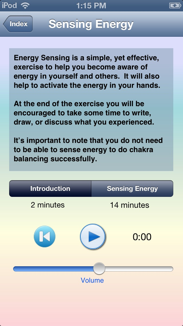 Chakra Balancing And Energy Healing review screenshots