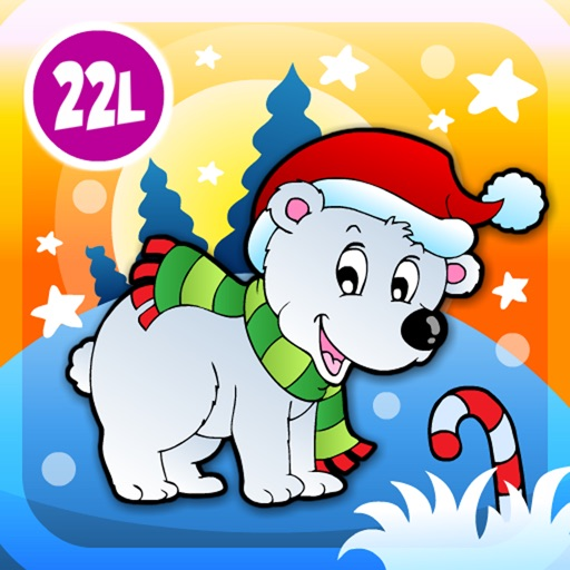 Abby – Amazing Farm and Zoo Winter Animals – Interactive Games for children (Baby, Toddler, Preschool) HD